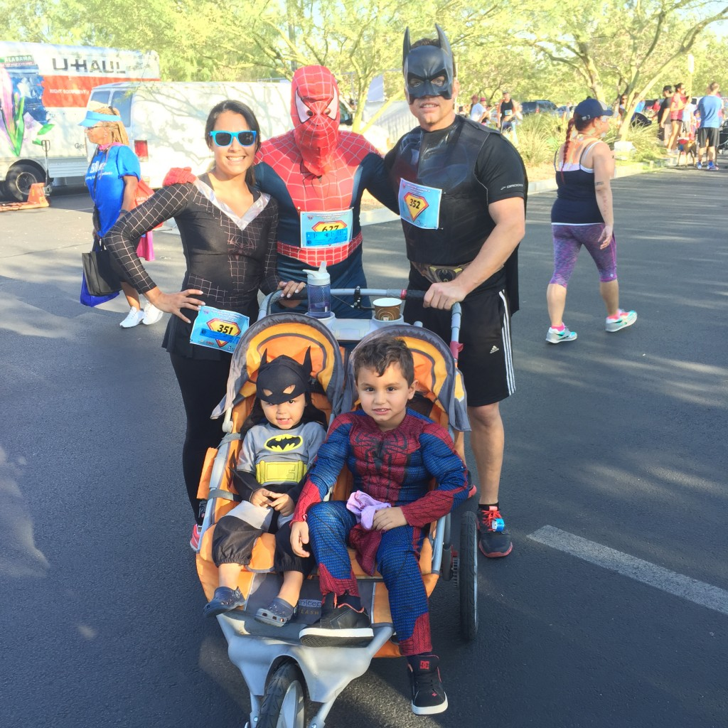 Candlelighters Superhero Run
