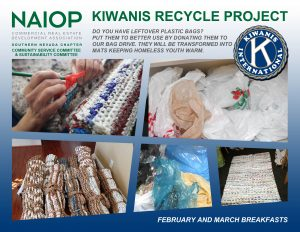 NAIOP - Bag Drive